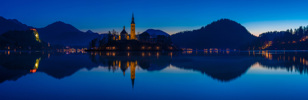 Blue Hour Magic