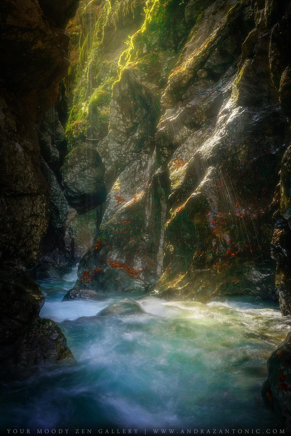 Secret places in Bohinj ;)
