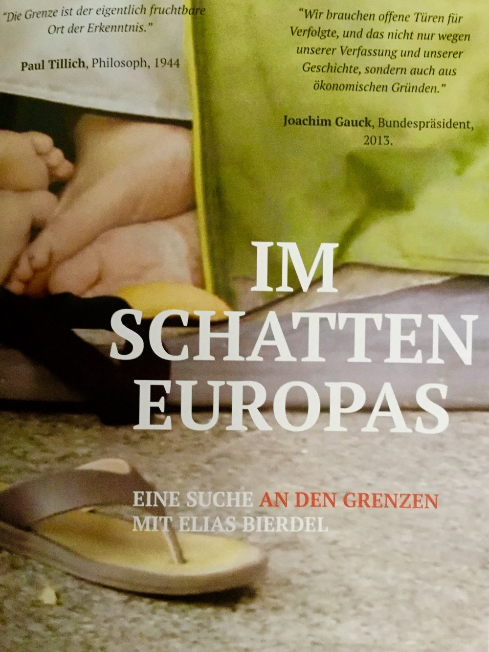 "Filmmusik ""Im Schatten Europas"" Joscha Arnold,Sebastian Scheipers (2016)"
