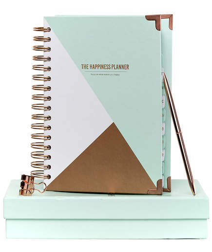 2. The Happiness Planner