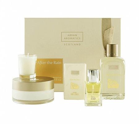 19. Arran Aromatics 'After the Rain' Gift Box