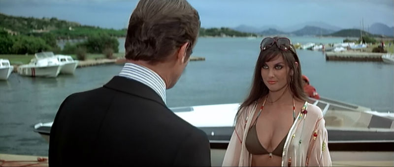 Caroline Munro - The Spy Who Loved Me