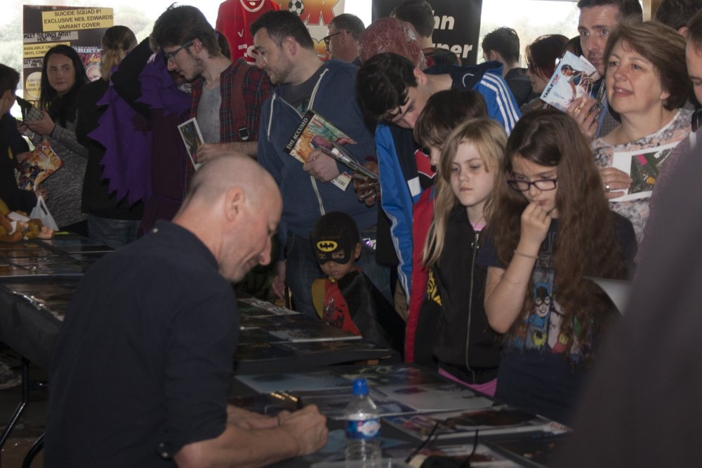 Click here to learn more about Guest Signings & Photos.