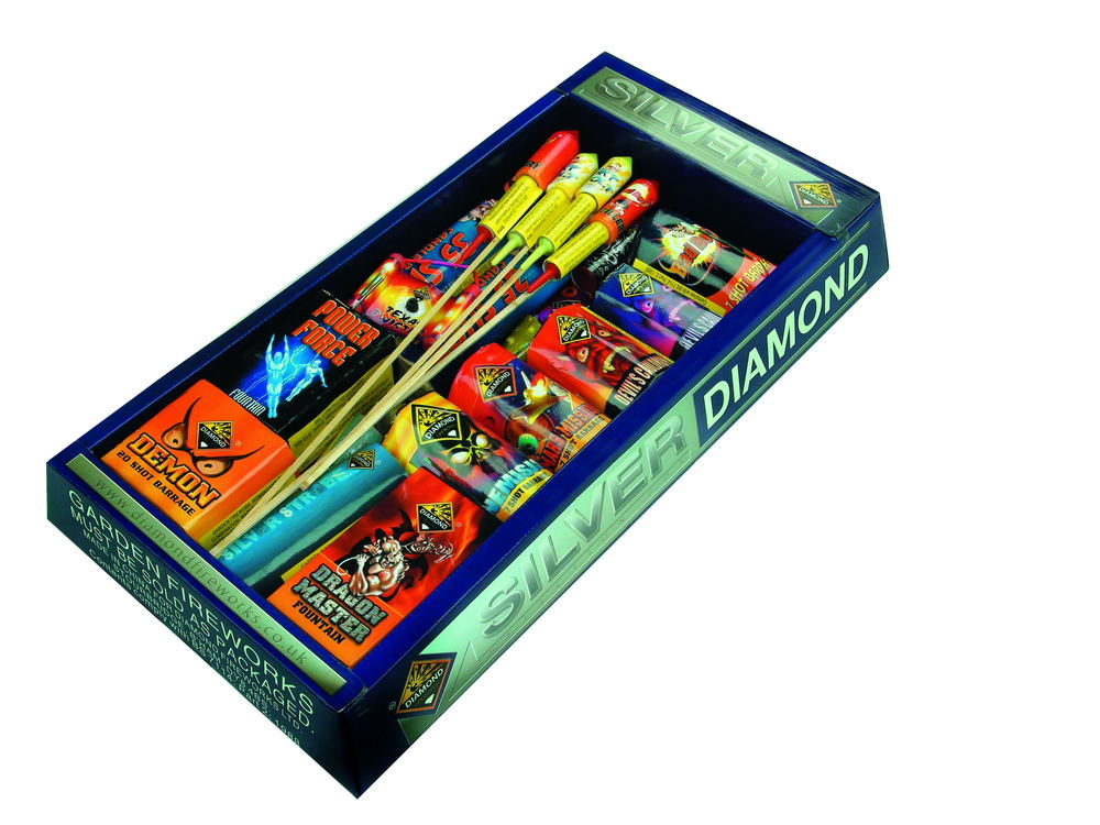 Silver Selection Box - RRP £94.99