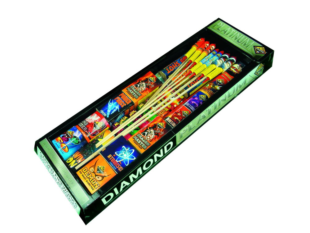 Platinum Selection Box - RRP £159.99