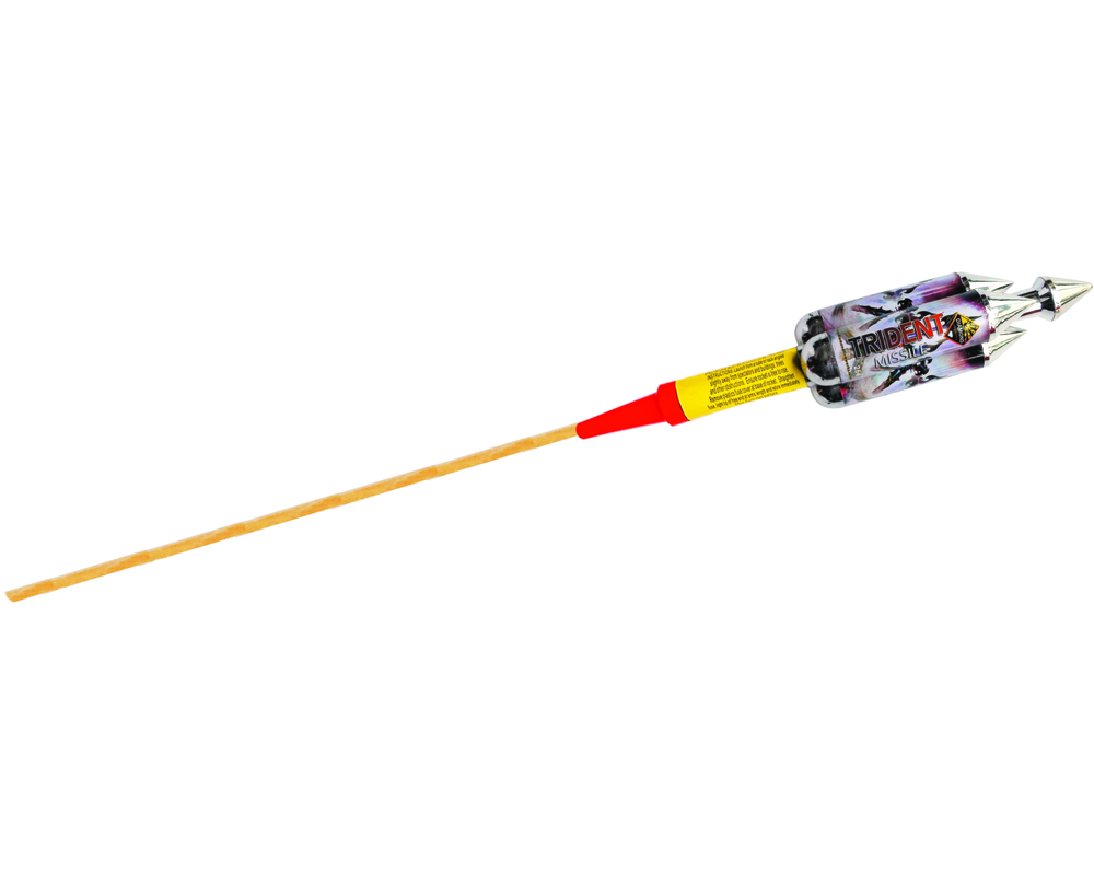 Trident Rocket - RRP £28.50