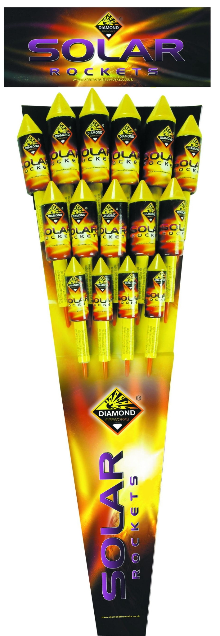 Solar Rockets 15pk - RRP £87.99