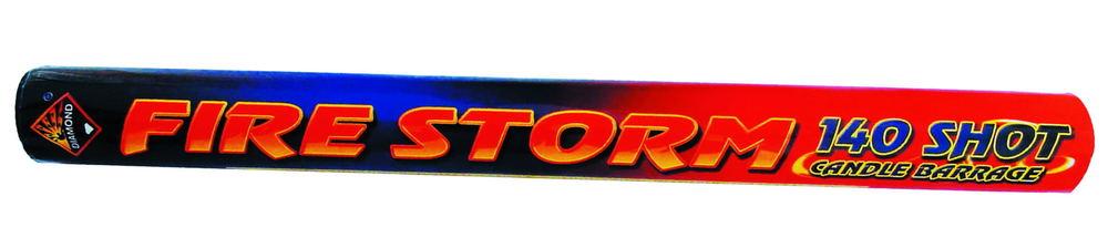 Firestorm 140 - RRP £8.00