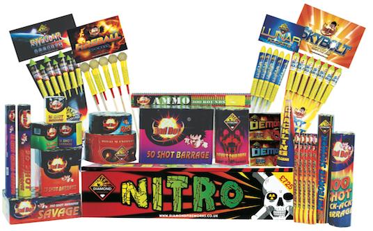 Nitro Crate - RRP £795