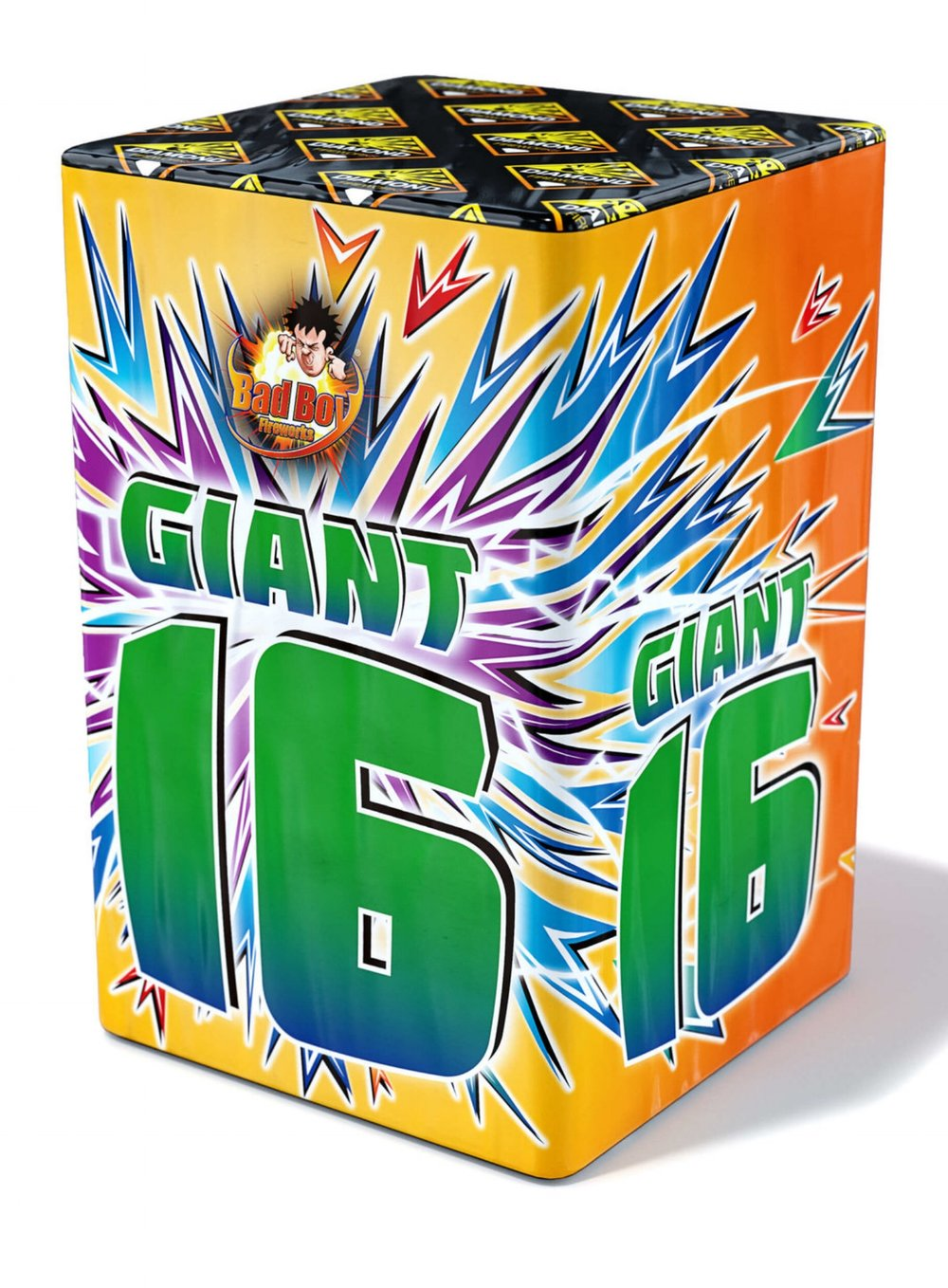 Giant 16 Shot Barrage 1.3G - RRP £40.00