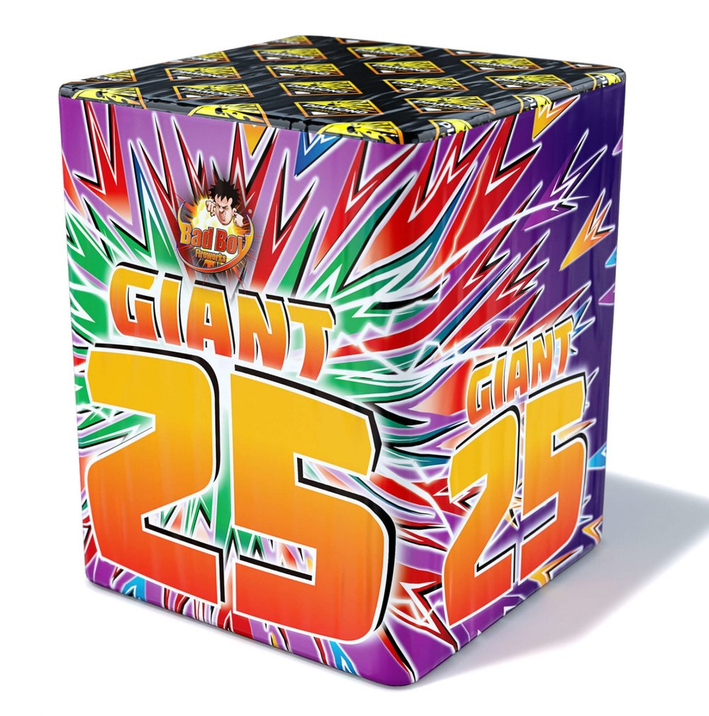 Giant 25 Shot 1.3G - RRP £57.99