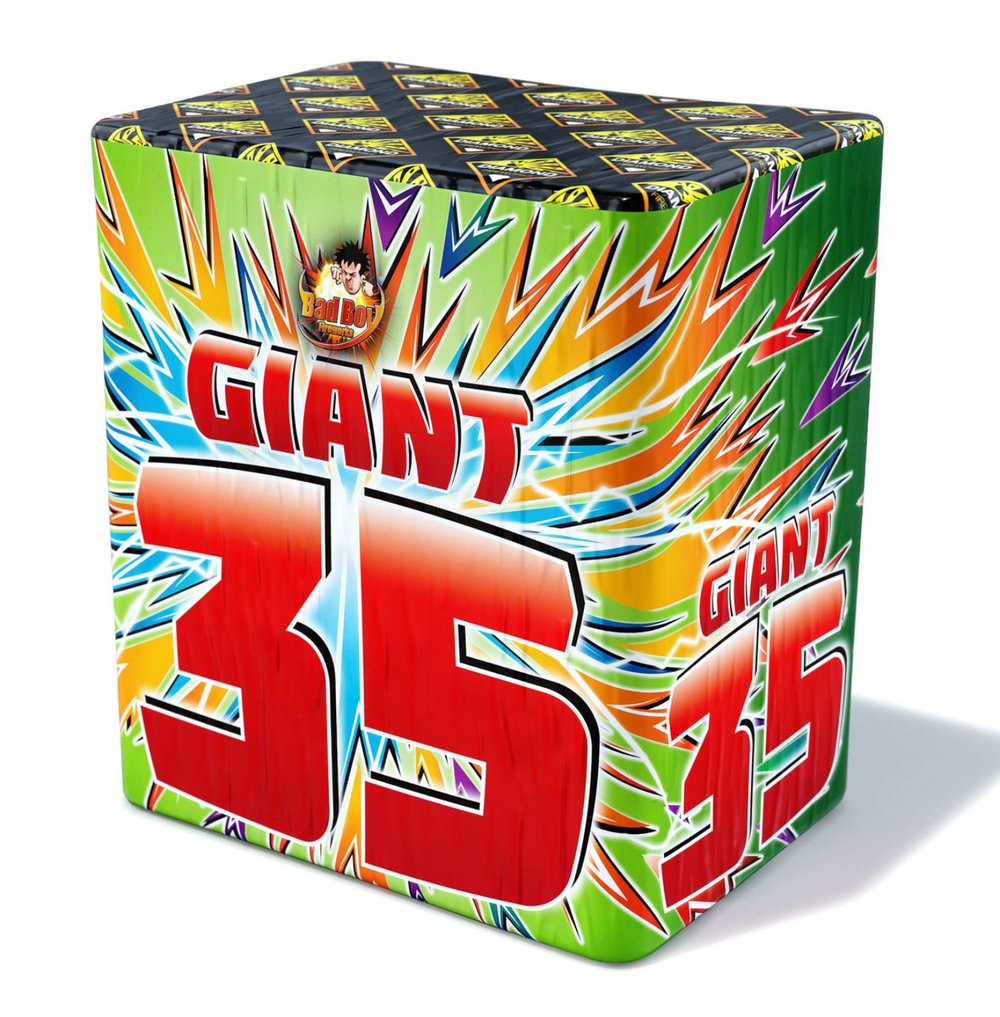 Giant 35 Shot 1.3G - RRP £94.99