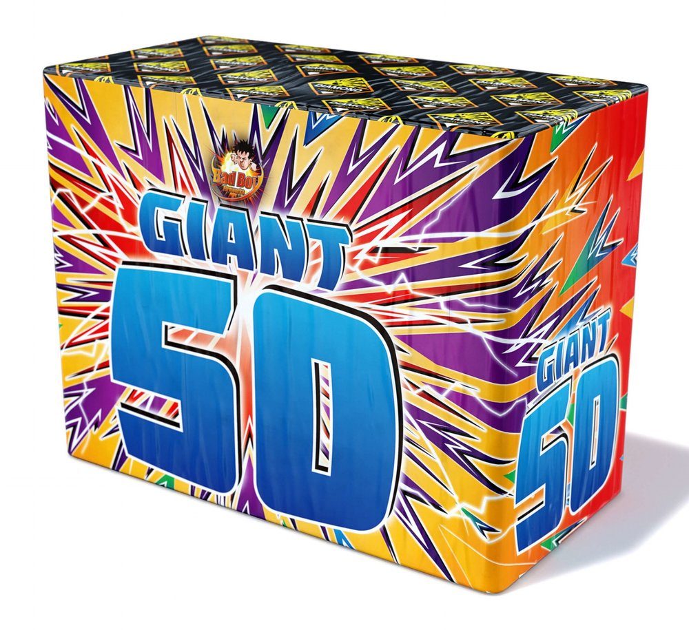 Giant 50 Shot 1.3G - RRP £134.99