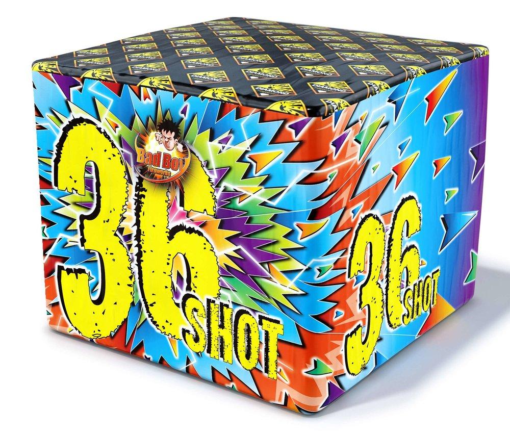 36 Shot 1.3G - RRP £36.00