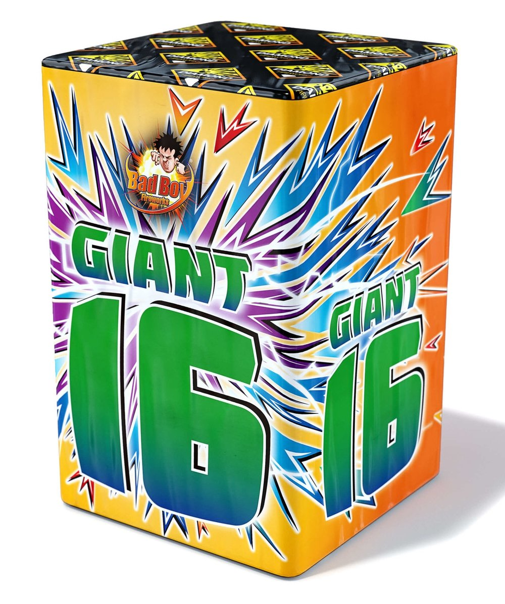 Giant 16 Shot 1.3G - RRP £40.00