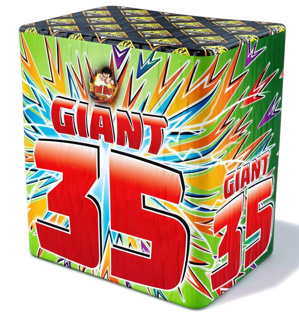 Giant 35 Shot 1.3G - RRP £94.99