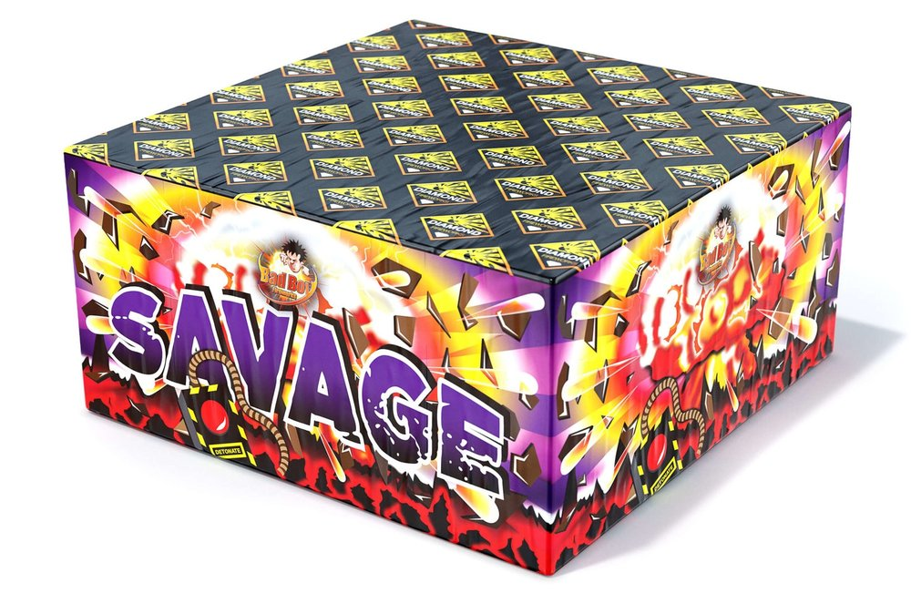 Savage 100 Shot - RRP £90.00
