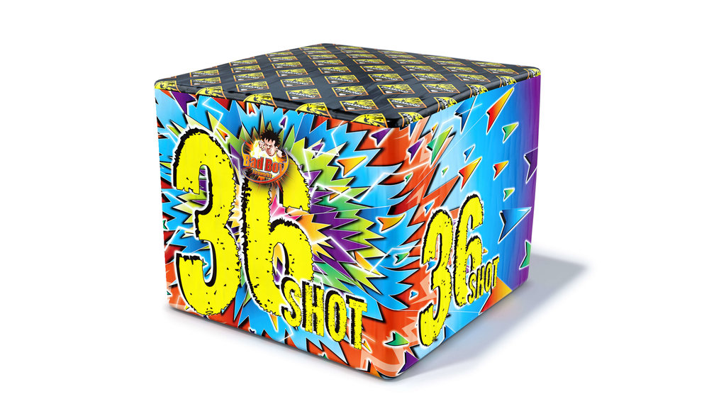 Bad Boy 36 Shot - RRP £36.00