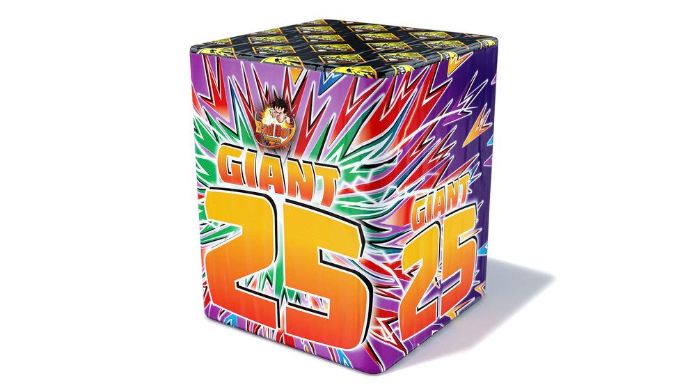 Giant 25 Shot - £57.99