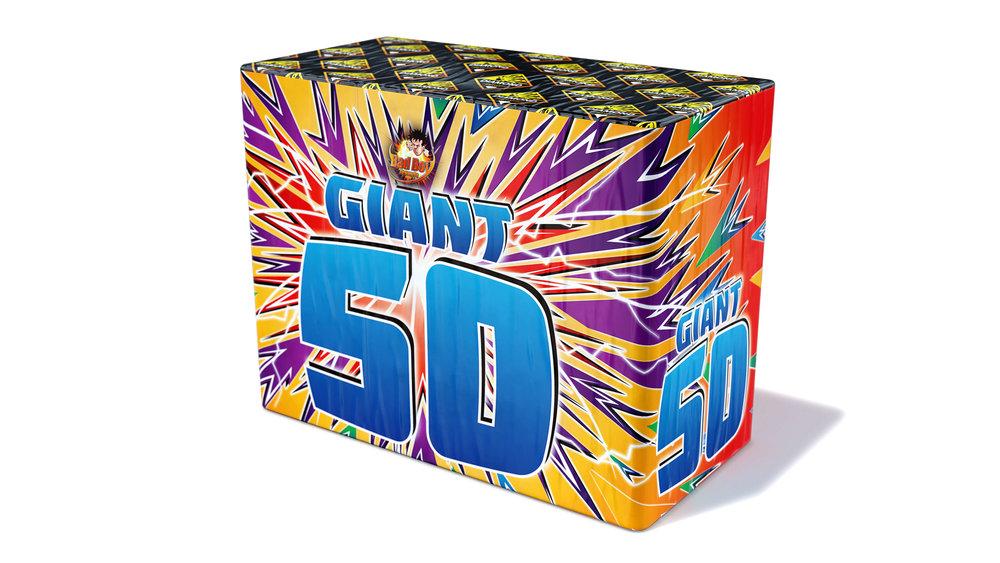 Giant 50 Shot - RRP £145.00