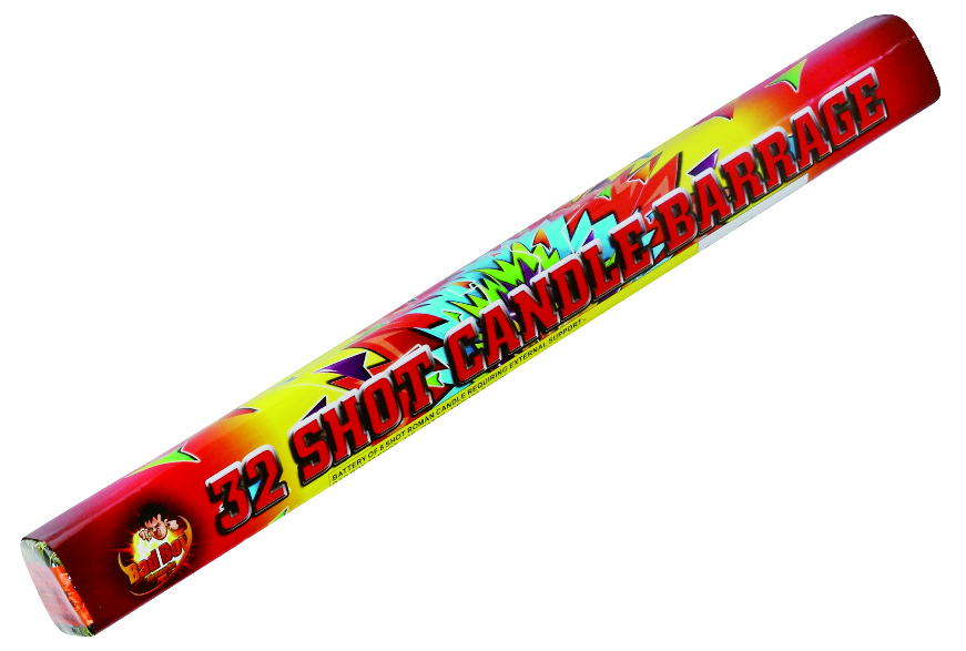 32 Shot Barrage - RRP £22.99