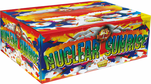 BAD BOY NUCLEAR SUNRISE 224 SHOT - RRP £675