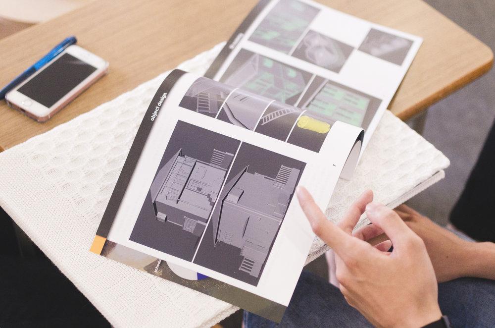 Autodeskの3DCGソフト、MAYAで制作された作品