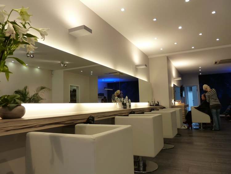 Kapsalon interieur en totaal inrichting | All Interior Projects