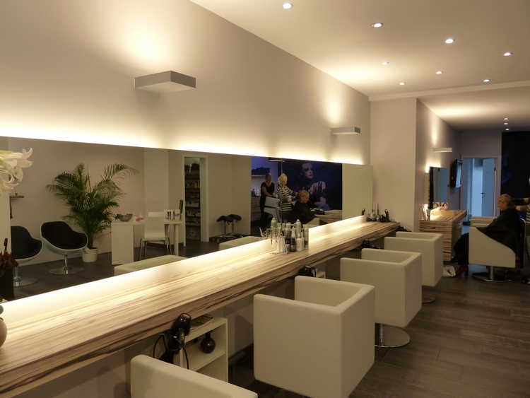 Kapsalon all interior projects for Kapsalon interieur