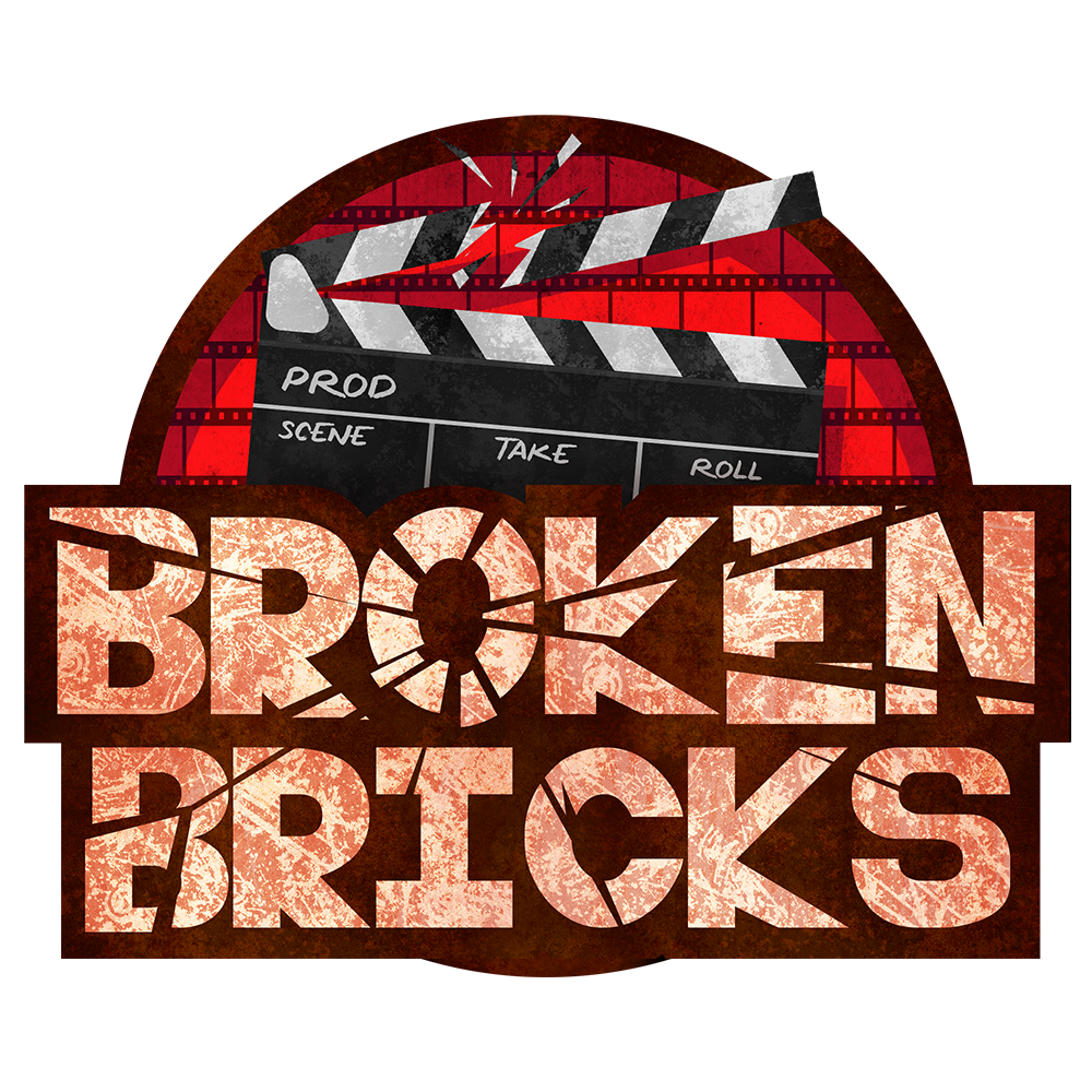 This was the New Ident i created for my film group - Broken Bricks