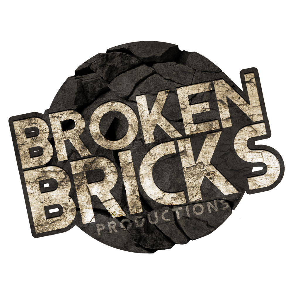 New logo I created for the Broken bricks
