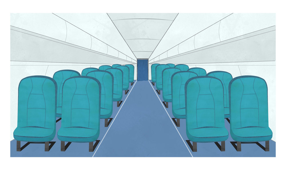 Background - Inside plane concept