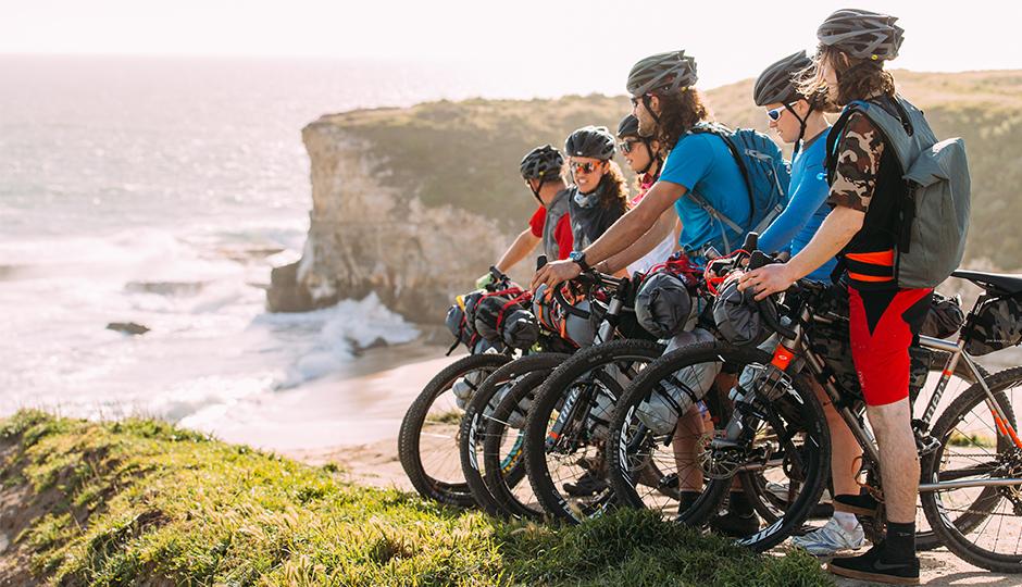 RANGER CAMP:  riding the pacific coast to Santa cruz | photo @johnprolly