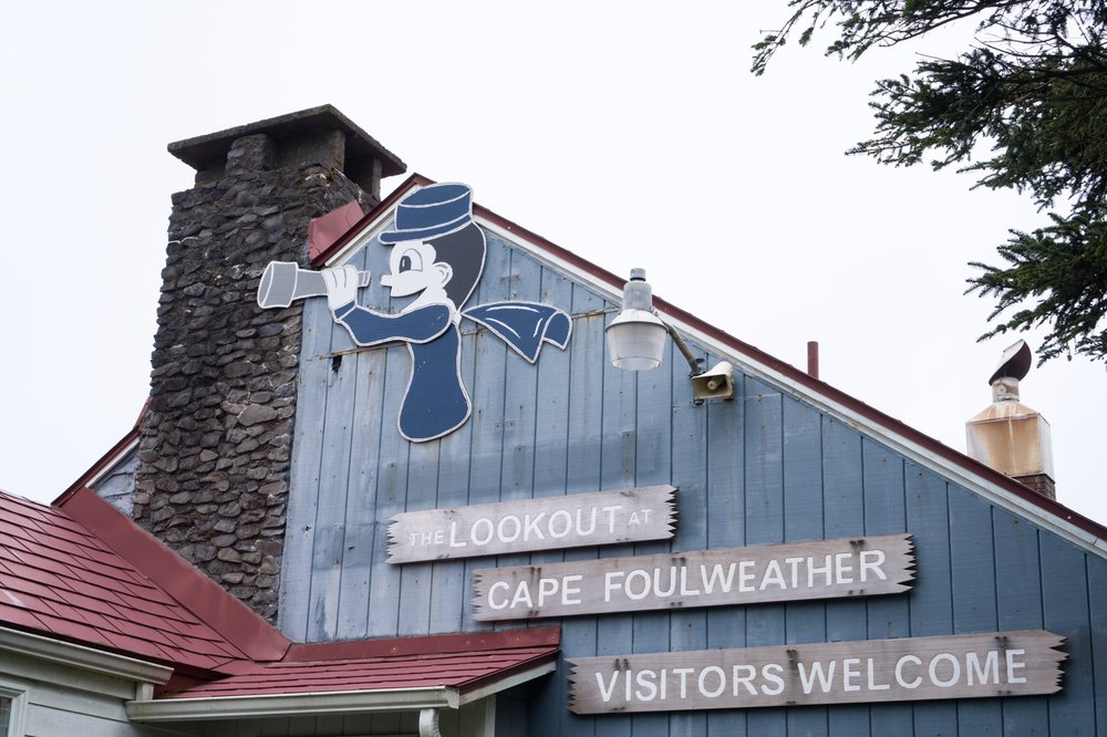 Cape Foulweather indeed...