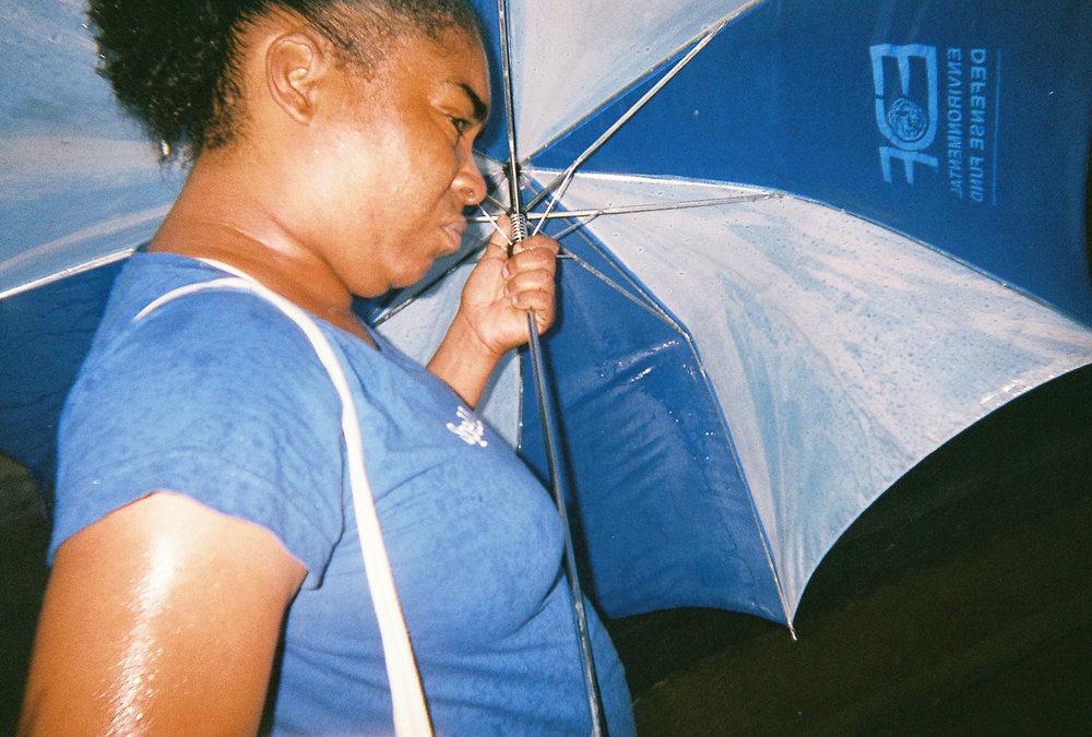 Seeking Dry Shelter