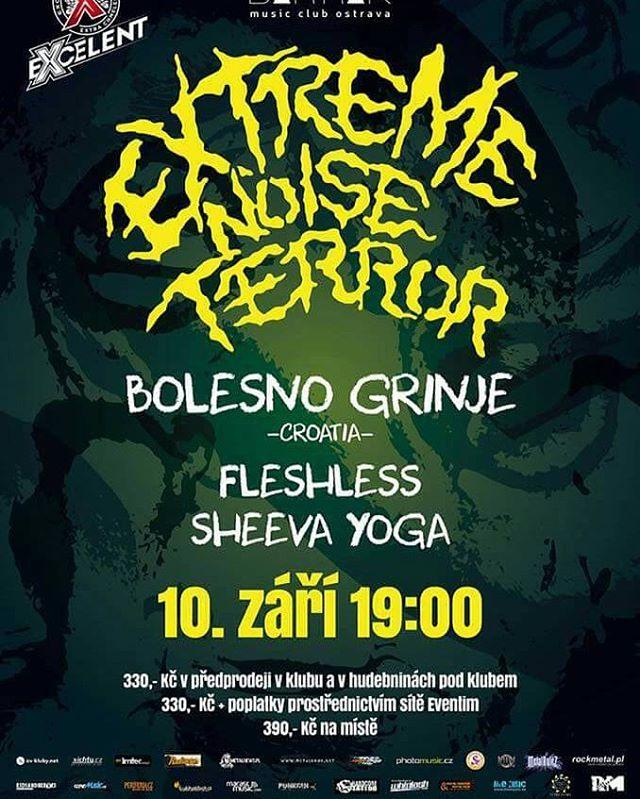 Then Ostrava Czech Republic on 10/09