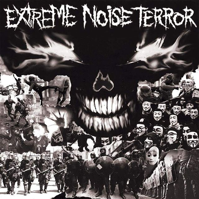 Released on 3rd Feb by Grave Wax Records you can now preorder the special edition gatefold heavyweight white vinyl of our latest eponymous album. Link here: http://gravewaxrecords.bigcartel.com/product/extreme-noise-terror-special-gatefold-heavyweight-white-vinyl-edition  #extremenoiseterror #vinyl #specialedition #gatefold