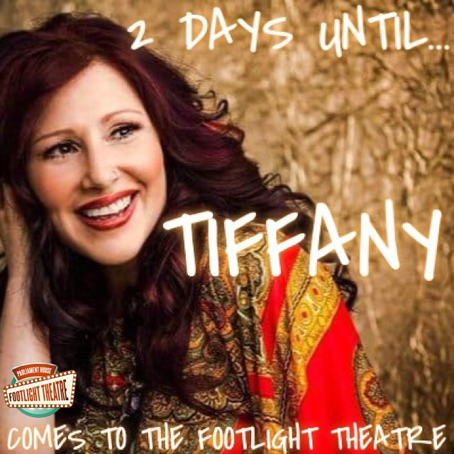 Only 2 days until Tiffany comes to the Footlight Theatre! Don't miss your opportunity to see this Pop superstar LIVE! https://phouse.ticketleap.com/tiffany/ #tiffany #footlighttheatre #parliamenthouse #pop #music #chinesenewyear #liveconcert #popstar