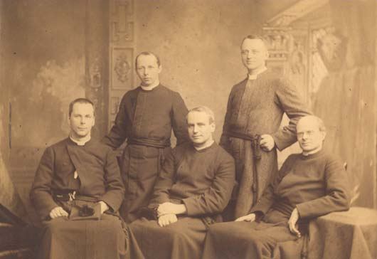 The Cowley Fathers, c. 1876