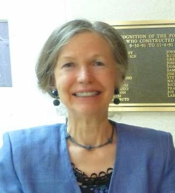 Ms. Suzanne Pearson