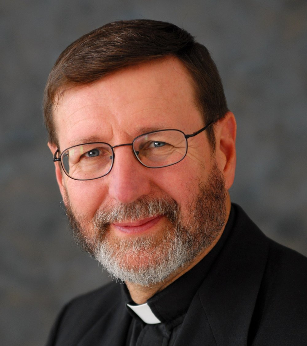 Fr. Mitch Pacwa, S.J.