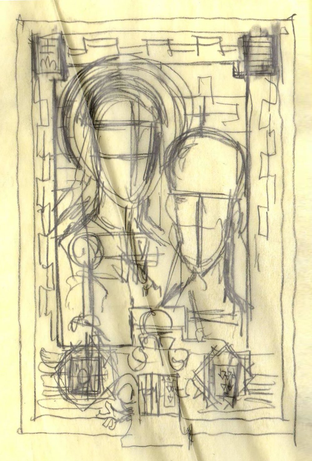 Compositional Sketch