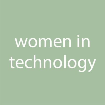 women in tech - infographic