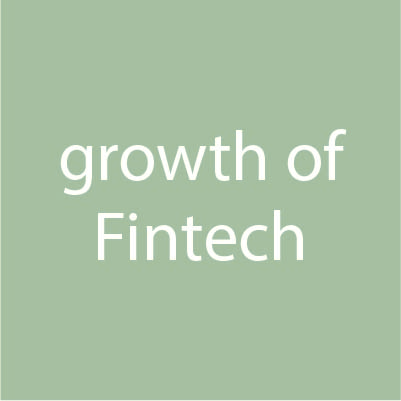 growth of fintech - infographic