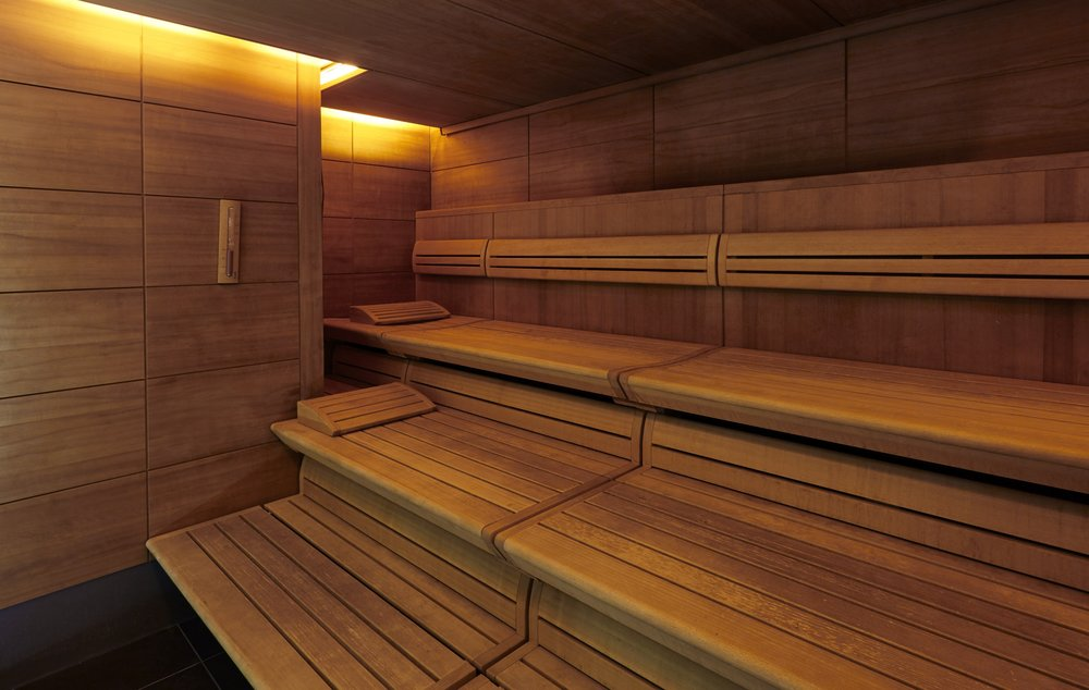 HEAT THERAPY: SAUNA