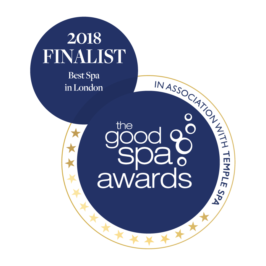 Finalist Best Spa in london 2018 awards