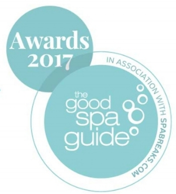 finalist Best urban spa 2017 awards