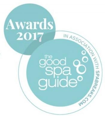 finalist Best urban spa 2017 awards
