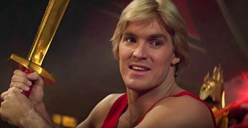 Movie Review Flash Gordon