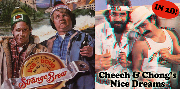 Bob & Doug & Cheech & Chong
